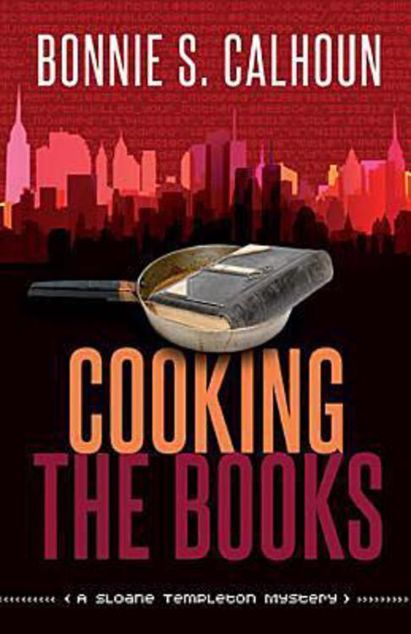 Picture of Cooking the Books: A Sloane Templeton Mystery
