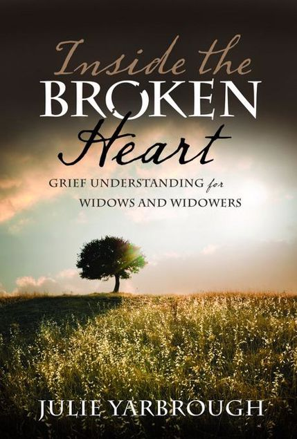 Picture of Inside the Broken Heart: Grief Understanding for Widows and Widowers