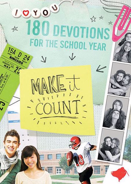 Picture of Make It Count: 180 Devotions for the School Year