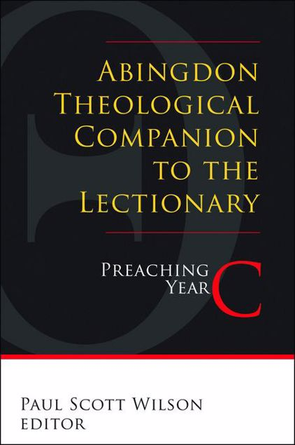 Picture of Abingdon Theological Companion to the Lectionary: Preaching Year C
