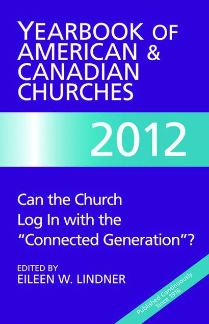 Picture of Yearbook of American & Canadian Churches 2012