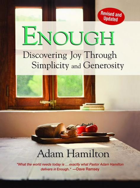 Picture of Enough, Revised and Updated: Discovering Joy through Simplicity and Generosity