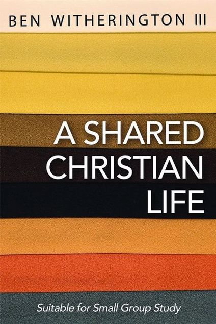 Picture of A Shared Christian Life