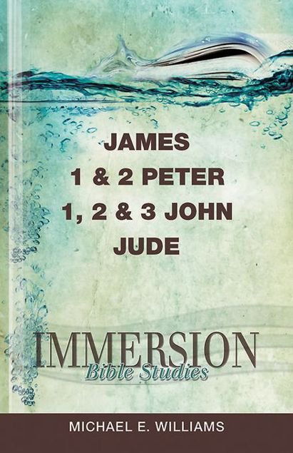 Picture of Immersion Bible Studies - James, 1 & 2 Peter, 1, 2 & 3 John, Jude