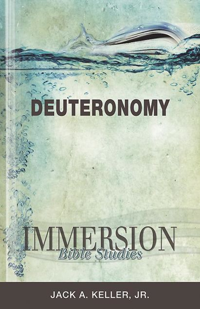 Picture of Immersion Bible Studies: Deuteronomy