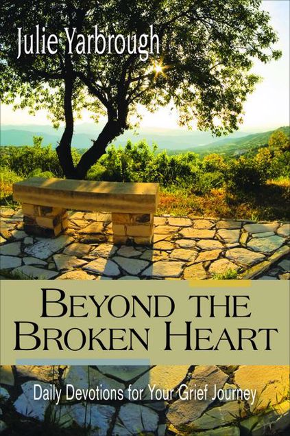 Picture of Beyond the Broken Heart: Daily Devotions for Your Grief Journey
