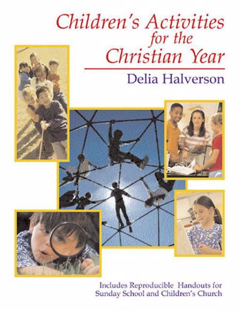 Picture of Children's Activities for the Christian Year