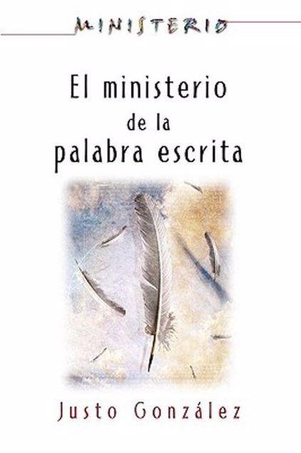 Picture of El Ministerio de La Palabra Escrita - Ministerio Series Aeth: The Ministry of the Written Word