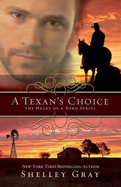 Picture of A Texan's Choice: The Heart of A Hero, Book 3