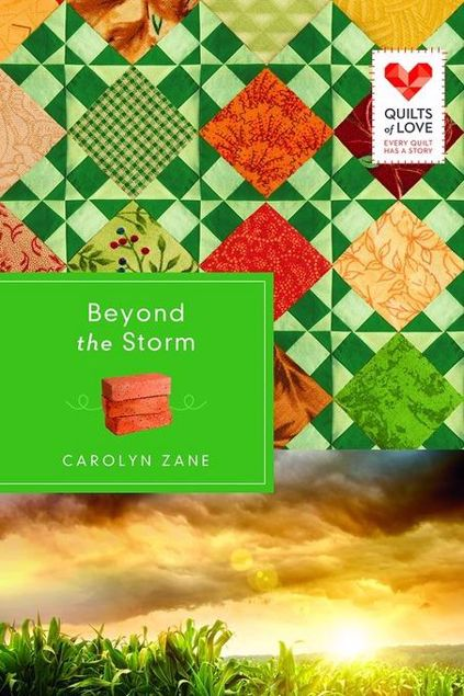 Picture of Beyond the Storm: Quilts of Love Series