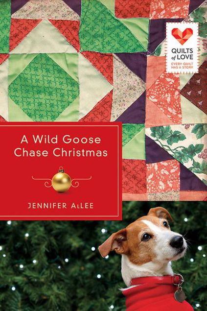 Picture of A Wild Goose Chase Christmas: Quilts of Love Series