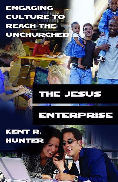 Picture of The Jesus Enterprise: Engaging Culture to Reach the Unchurched