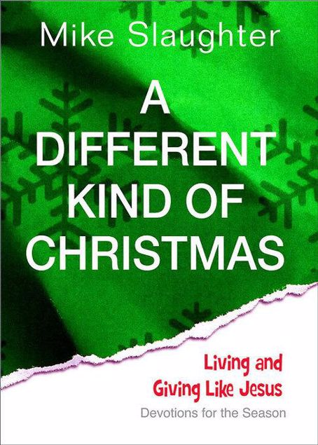 Picture of A Different Kind of Christmas: Devotions for the Season