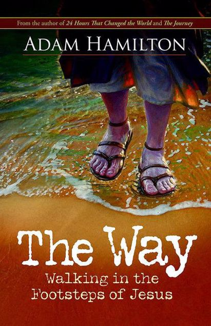 Picture of The Way: Walking in the Footsteps of Jesus