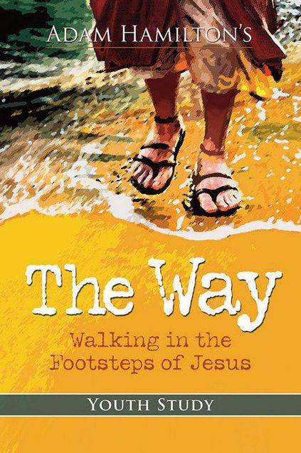 Picture of The Way: Youth Study: Walking in the Footsteps of Jesus