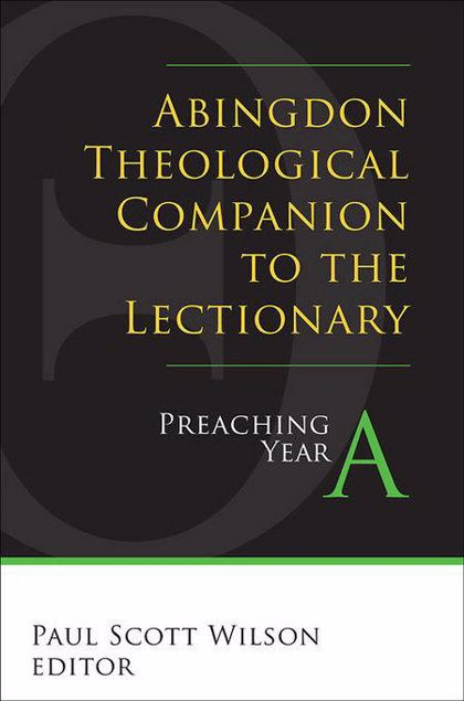 Picture of Abingdon Theological Companion to the Lectionary: Preaching Year A