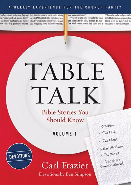 Picture of Table Talk Volume 1 - Devotions: Bible Stories You Should  Know