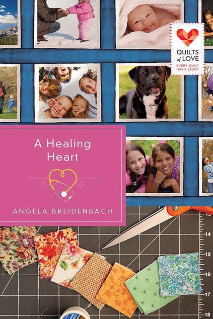 Picture of A Healing Heart: Quilts of Love Series