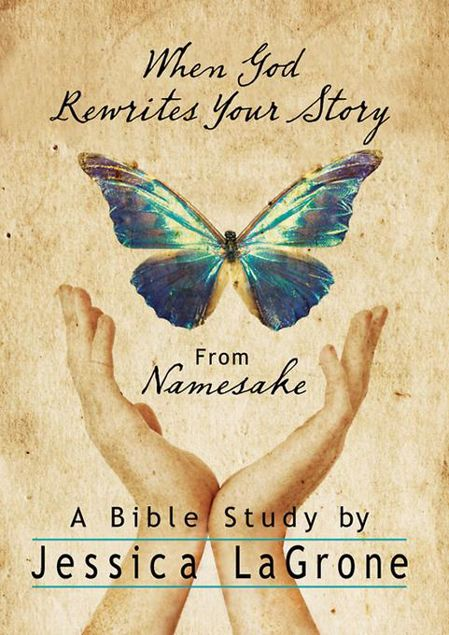 Picture of When God Rewrites Your Story: Six Keys to a Transformed Life from Namesake Women's Bible Study