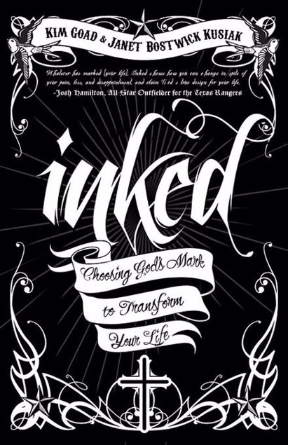 Picture of Inked: Choosing God's Mark to Transform Your Life