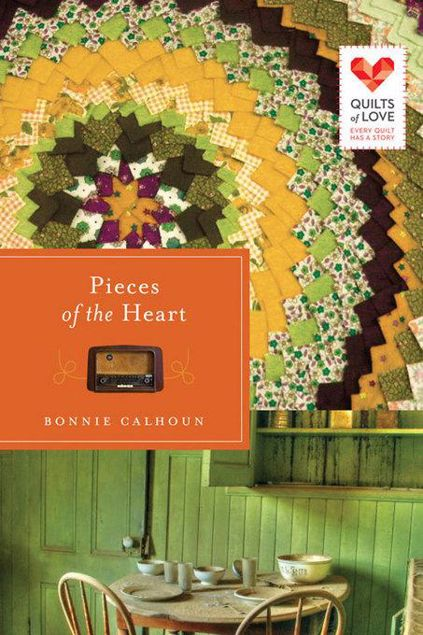 Picture of Pieces of the Heart: Quilts of Love Series