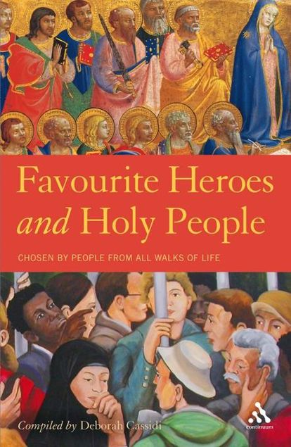 Picture of Favourite Heroes and Holy People: Foreword by Ronald Blythe