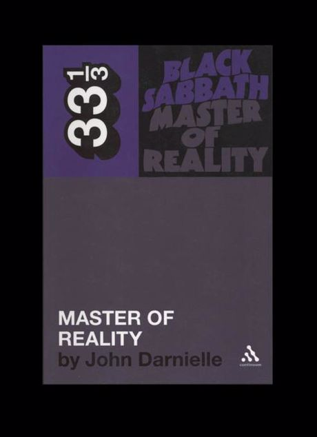 Picture of Black Sabbath's Master of Reality