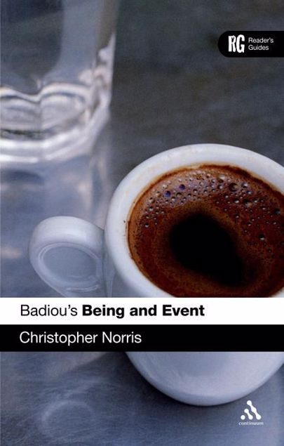 Picture of Badiou's 'Being and Event': A Reader's Guide