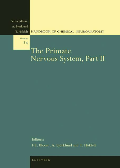 Picture of The Primate Nervous System, Part II