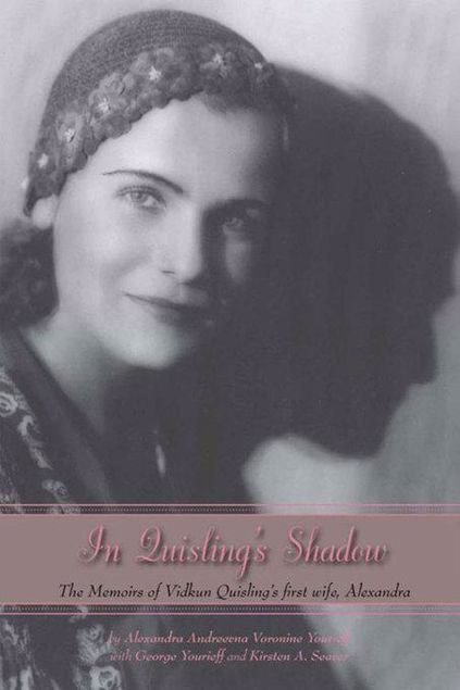 Picture of In Quisling's Shadow: The Memoirs of Vidkun Quisling's First Wife, Alexandra