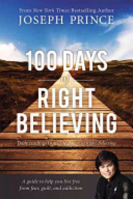 Picture of 100 Days Of Right Believing