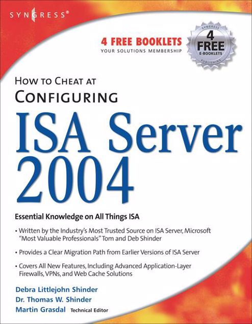 Picture of How to Cheat at Configuring ISA Server 2004