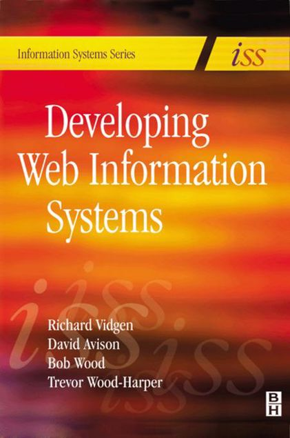 Picture of Developing Web Information Systems: From Strategy to Implementation