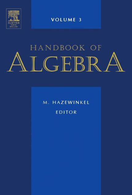 Picture of Handbook of Algebra