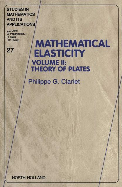 Picture of Theory of Plates