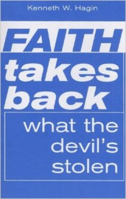 Picture of Faith Takes Back What The Devil's Stolen