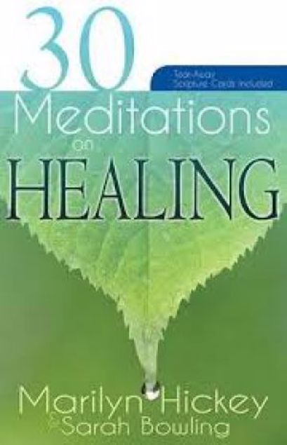 Picture of 30 Meditations On Healing