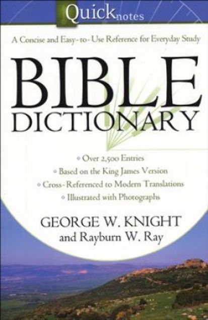 Picture of Quicknotes Bible Dictionary