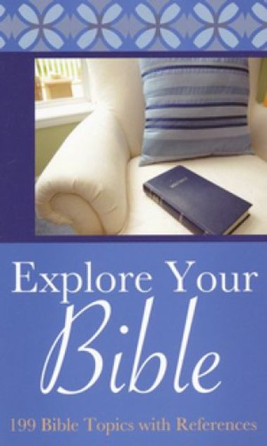 Picture of Explore Your Bible