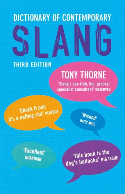 Picture of Dictionary of Contemporary Slang