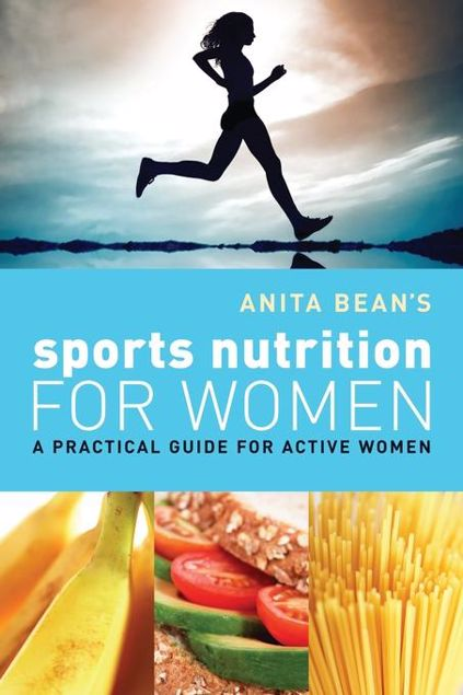 Picture of Anita Bean's Sports Nutrition for Women: A Practical Guide for Active Women