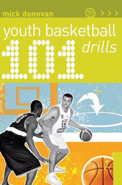 Picture of 101 Youth Basketball Drills