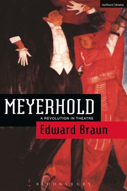 Picture of Meyerhold: A Revolution in Theatre