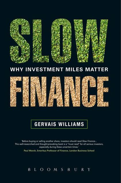 Picture of Slow Finance: Why Investment Miles Matter