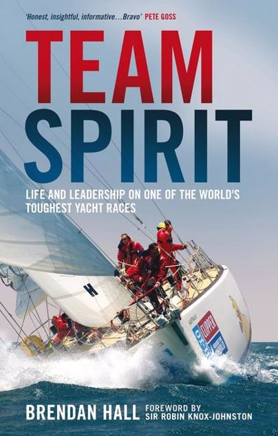 Picture of Team Spirit: Life and Leadership on One of the World's Toughest Yacht Races