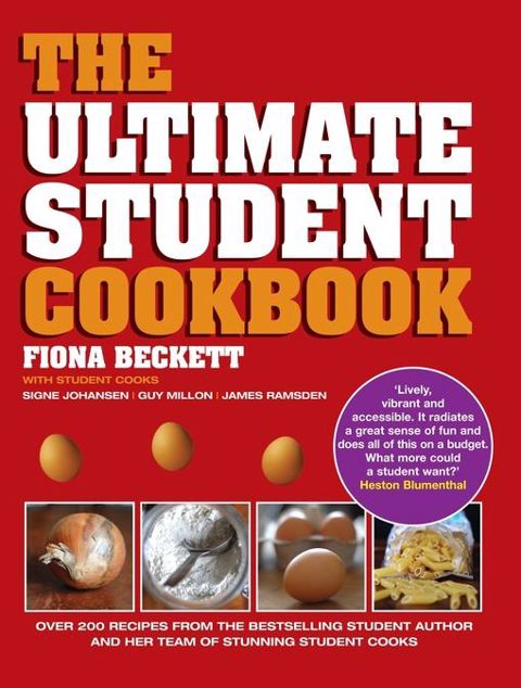 Picture of The Ultimate Student Cookbook