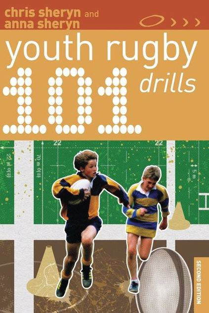 Picture of 101 Youth Rugby Drills