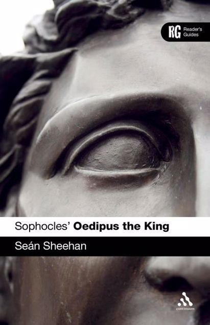 Picture of Sophocles' 'Oedipus the King': A Reader's Guide