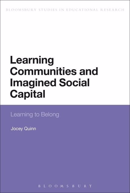 Picture of Learning Communities and Imagined Social Capital: Learning to Belong