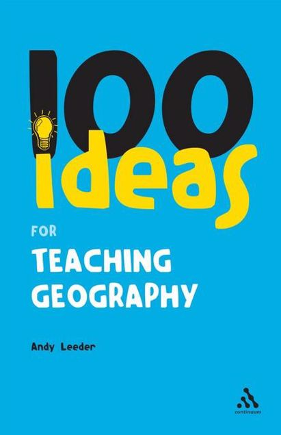Picture of 100 Ideas for Teaching Geography